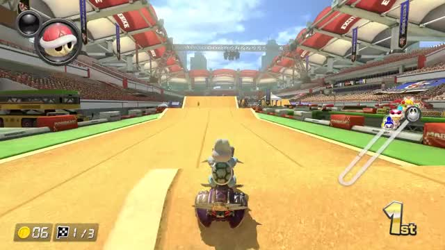 Watch and share Mario Kart 8 Deluxe GIFs by Mr. Panda on Gfycat
