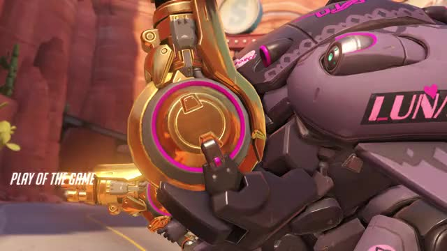 Watch and share Overwatch GIFs and Potg GIFs by CinnaBunnie on Gfycat