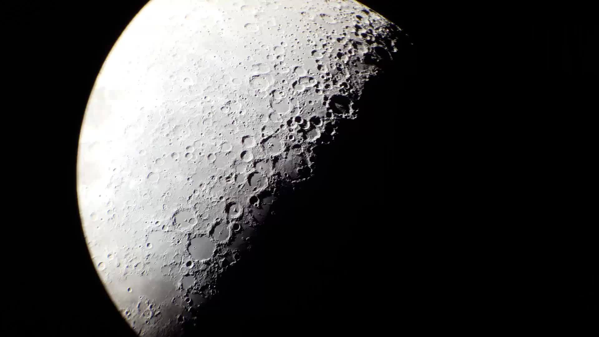 space, spacegfys, The Moon GIFs