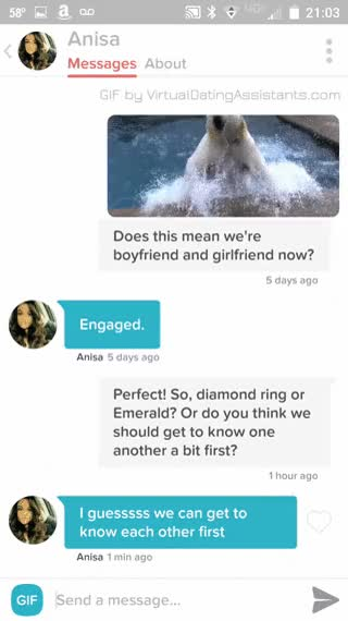 Watch engaged GIF on Gfycat. Discover more related GIFs on Gfycat