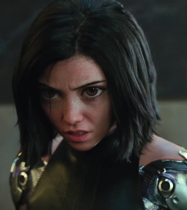Watch and share Disgust GIFs and Alita GIFs by Boostbacknland on Gfycat
