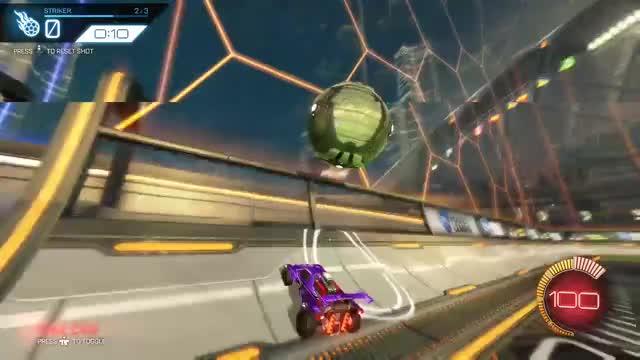 Watch Okay. Okay. Okay.  GIF by Gamer DVR (@xboxdvr) on Gfycat. Discover more Im Cloutiful, RocketLeague, xbox, xbox dvr, xbox one GIFs on Gfycat