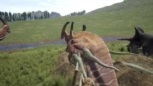 Watch Dryo swarm GIF by MsCatbug (@mscatbugplz) on Gfycat. Discover more Army, Dinosaur, Dryo, Game, Survival, The Isle GIFs on Gfycat