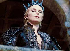 Watch Charlize Theron (Queen Ravenna) GIF on Gfycat. Discover more related GIFs on Gfycat