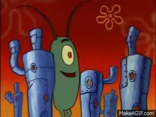 Watch and share Plankton GIFs on Gfycat
