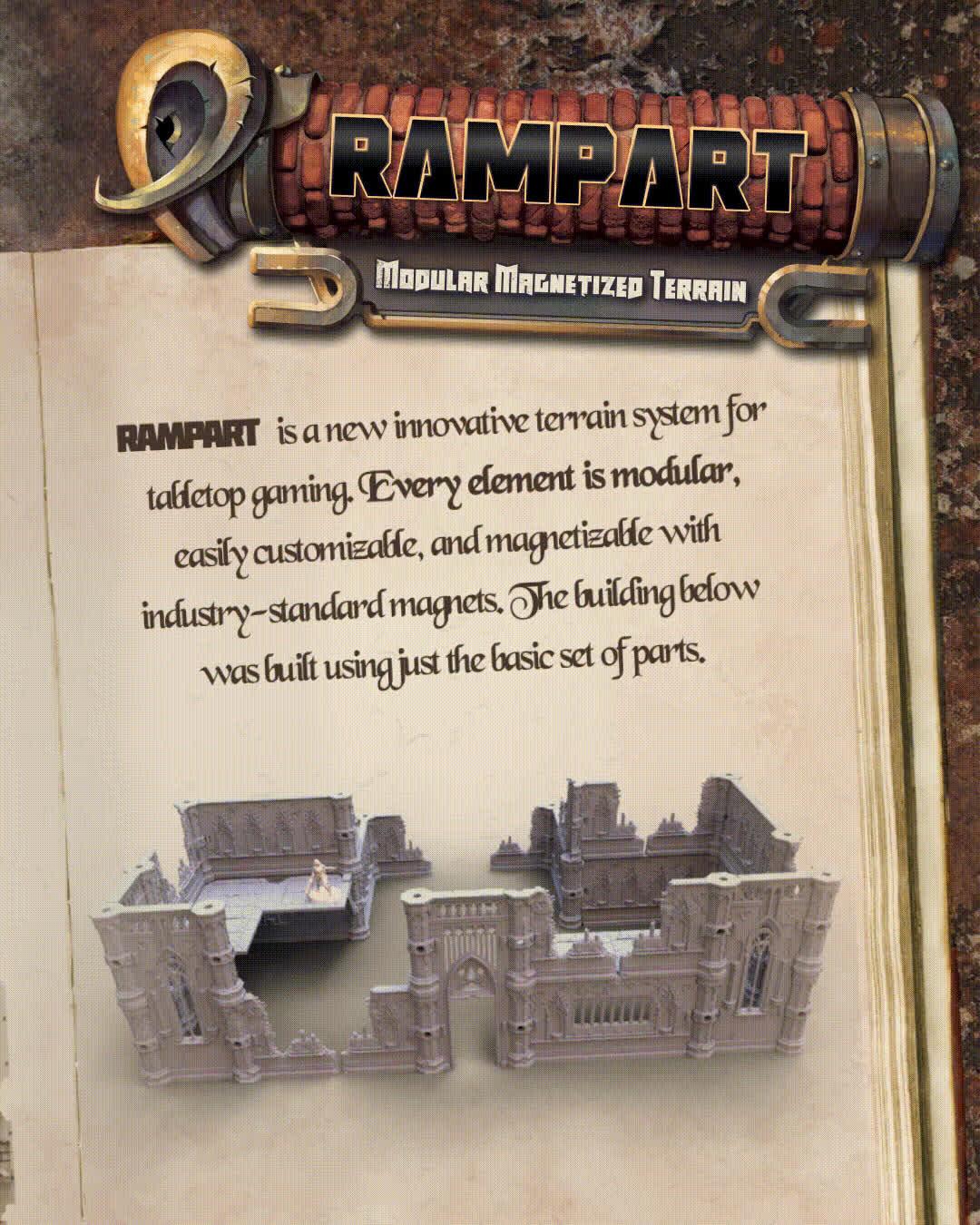 Rampart Fb Film Szkic