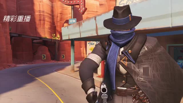 Watch highlight GIF by Jeremy (@jeremyho112) on Gfycat. Discover more mccree, overwatch GIFs on Gfycat