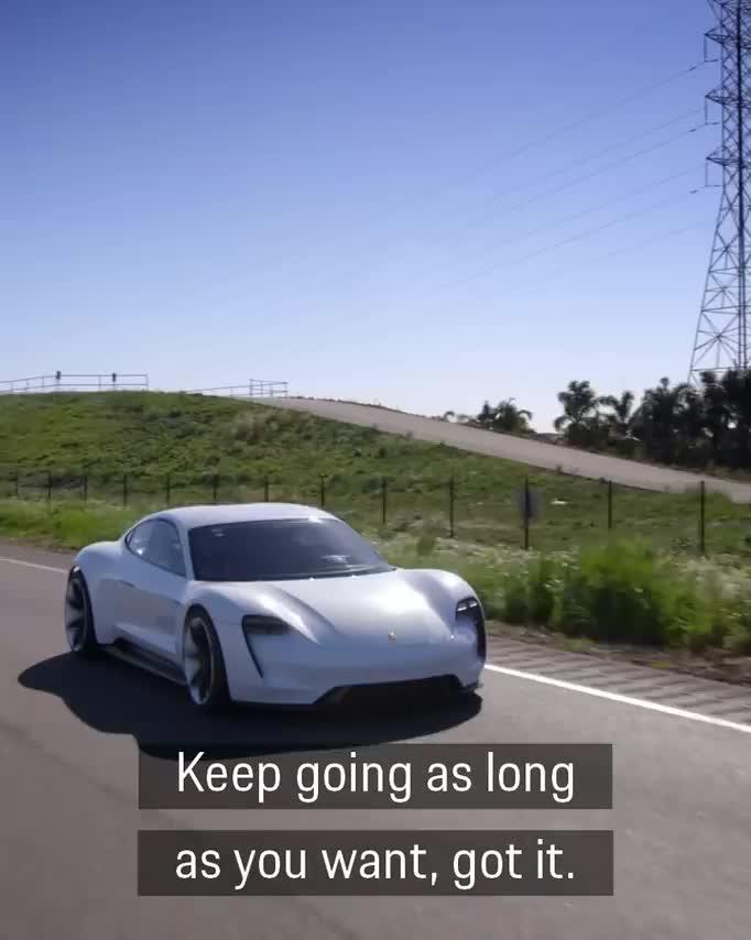 porsche, white car, Porsche GIFs