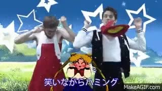 Watch Guys dressed up and dancing to Anime (reddit) GIF on Gfycat. Discover more cringeanarchy GIFs on Gfycat