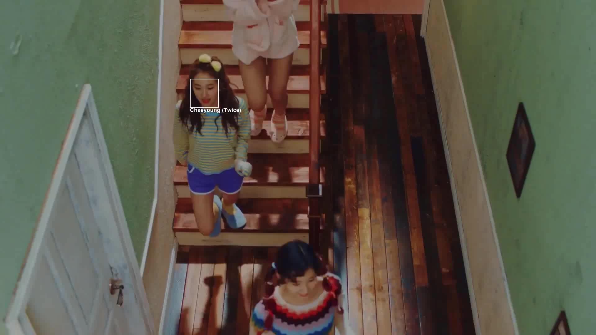 chaeyoung, jihyo, kpop, nayeon, twice, Gfycat - Project Maru GIFs