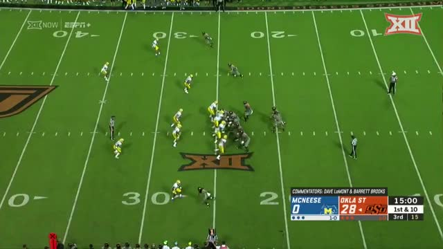 Once Again, OSU's Receiving Corps is an Embarrassment of