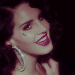 Lana Del Ray, gifs, lana del rey, young and beautiful, Adoring Lana GIFs