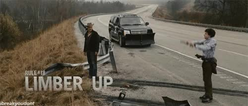 Watch zombieland rules jesse eisenberg gif GIF on Gfycat. Discover more related GIFs on Gfycat