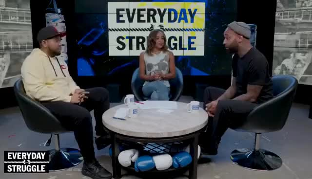 Akademiks Gets Heated, Lil B's Influence on Rap, New Chance + More   Everyday Struggle