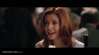 alyson hannigan, American Wedding  Ready to Burst GIFs