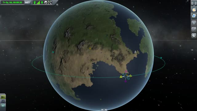 Watch and share Maneuver GIFs and Consoles GIFs by Kerbal Space Program on Gfycat