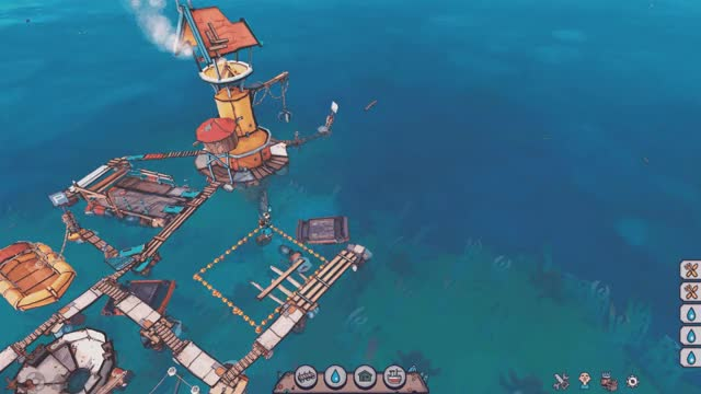 Watch and share Flotsam Building Sequence GIFs by juwdah on Gfycat