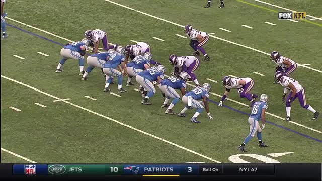 Watch and share @Lions Griffen Sack Replay GIFs by whirledworld on Gfycat