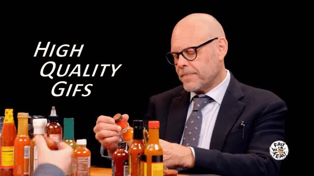 Watch and share Alton Brown GIFs and Reaction GIFs by aNoKneeMoose on Gfycat