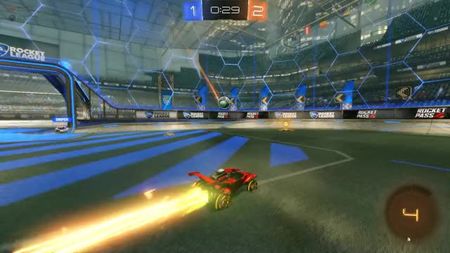 Watch and share Rocket League 2019.09.14 - 01.48.53.30 Trim GIFs on Gfycat