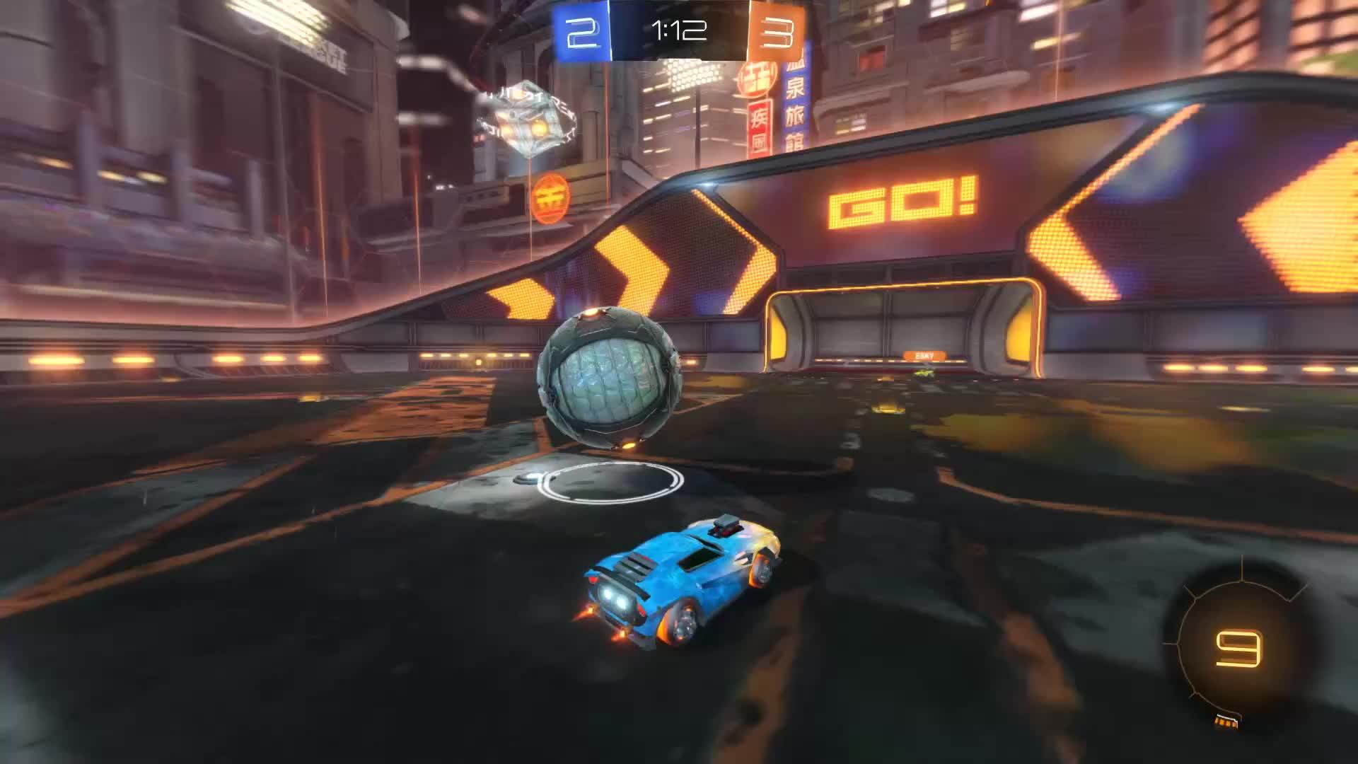 Gif Your Game, GifYourGame, Goal, Rocket League, RocketLeague, Zary, Goal 6: Zary GIFs