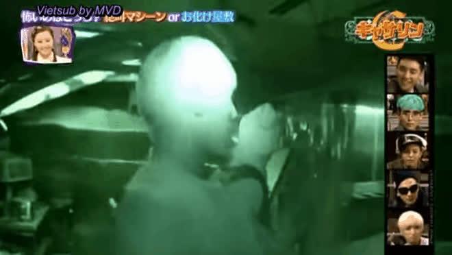 5 thành viên Running Man khóc la tán loạn với hình phạt ngôi nhà ma ám tại Nhật Bản