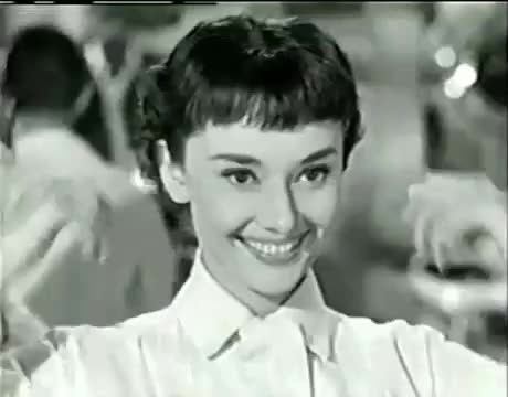 Watch and share Audrey Hepburn GIFs and Gif Brewery GIFs by Reactions on Gfycat