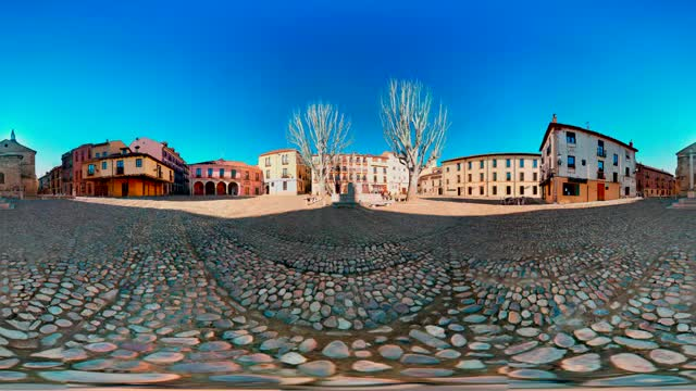 Watch and share Plaza Del Grano GIFs by leolobus on Gfycat