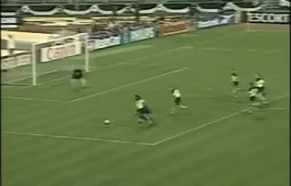 Watch and share Incredible Goal Alex Del Piero Borussia Dortmund Vs Fc Juventus (3-1) 1997 (HQ) GIFs on Gfycat