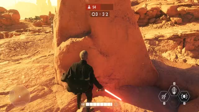 Watch this gaming GIF by @thekhannunist on Gfycat. Discover more star wars battlefront, starwarsbattlefront GIFs on Gfycat