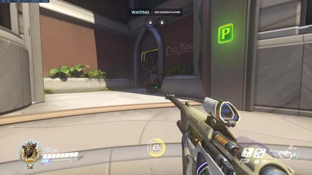 Watch and share Overwatch GIFs and Ana GIFs by MadKingAyres on Gfycat