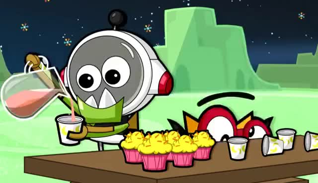 Watch Burnard Eating GIF on Gfycat. Discover more mixels GIFs on Gfycat