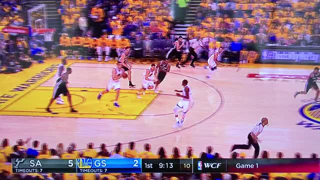 Watch DG chasedown Steph GIF by @splitthepost on Gfycat. Discover more related GIFs on Gfycat
