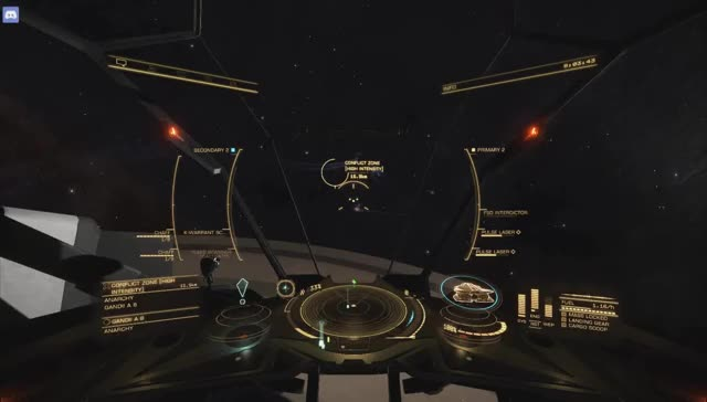Watch Watching from a distance GIF by Pyrris (@p03ss10n) on Gfycat. Discover more EliteDangerous GIFs on Gfycat