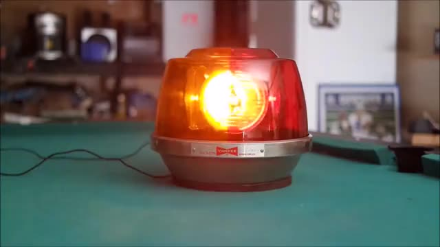 Watch YANKEE 354N ROTATING BEACON LIGHT WITH RED AMBER DOME GIF on Gfycat. Discover more yankee, yankee 354, yankee 354n GIFs on Gfycat