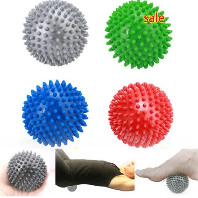 Watch and share Spiky Point Massage Ball Roller Reflexology GIFs on Gfycat