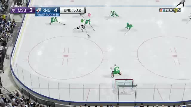 Watch /r/GamePhysics GIF by @knittedyoshi on Gfycat. Discover more Makes Sense, NHL 17 GIFs on Gfycat