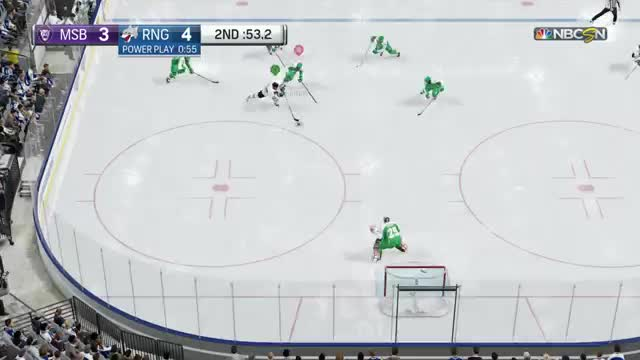 Makes Sense, NHL 17, /r/GamePhysics GIFs