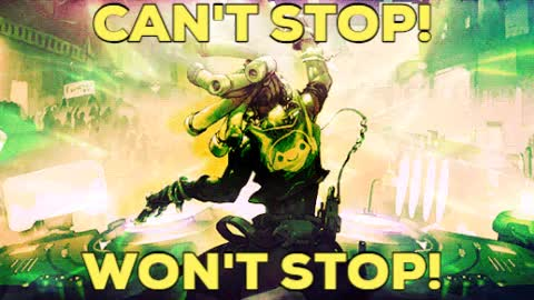 Can't Stop Won't Stop, GIF, Lucio, Overwatch, Reaction, Can't Stop - Won't Stop! GIFs