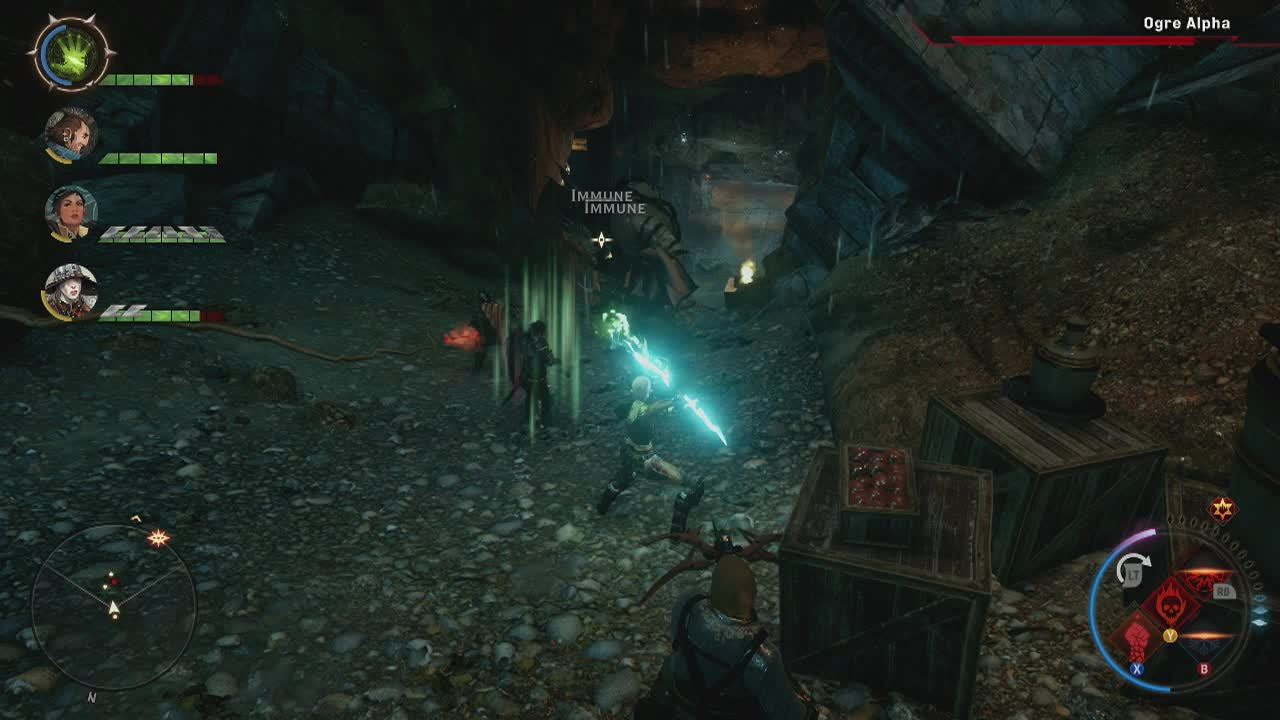 DragonAgeInquisition, dragonage, gaming, Varric should be the one to save Thedas. GIFs