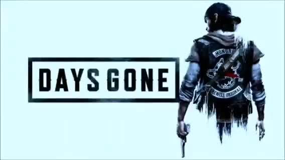 Watch Days Gone - Main Theme GIF by Janurż. (@janurz) on Gfycat. Discover more Days Gone, PS4, Playstation 4 GIFs on Gfycat