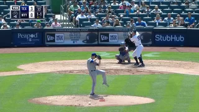 Watch and share Aaron Judge GIFs and Home Run GIFs by thehighlightreel on Gfycat