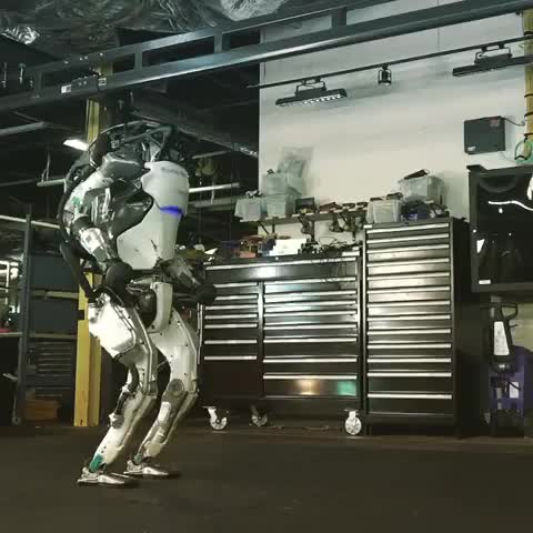 Watch and share Boston Dynamics Robot GIFs by Boojibs on Gfycat