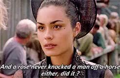 Watch and share Shannyn Sossamon GIFs and A Knight's Tale GIFs on Gfycat