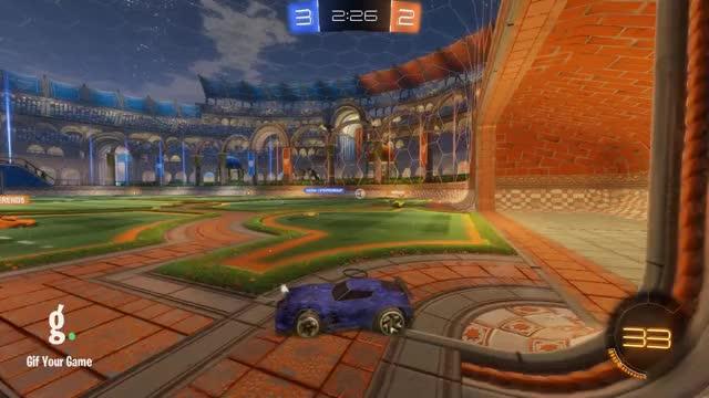 Goal 6: ›Gosu‹ Bl4ckGhost