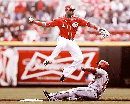 Watch and share Cincinnati Reds GIFs on Gfycat
