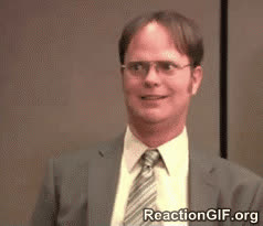 rainn wilson, gif-yes-nod-rainn-wilson-dwight-schrute-the-office-nodding-gif GIFs
