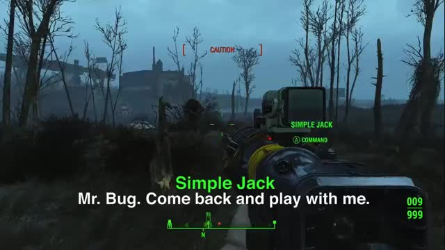 Watch FO4 Simple Jack GIF by spiderian on Gfycat. Discover more funnygifs, gaming, videogames GIFs on Gfycat