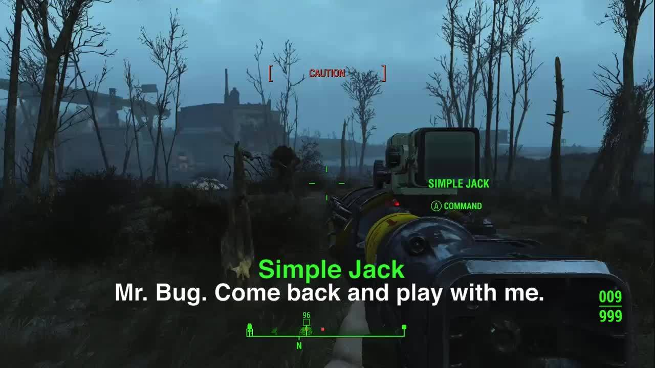 funnygifs, gaming, videogames, FO4 Simple Jack GIFs