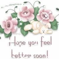 Watch and share Feel Better Soon GIFs on Gfycat